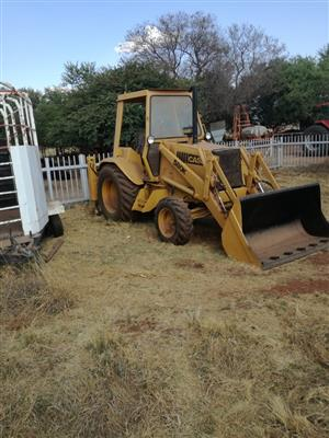 Used Case 580 TLB for sale