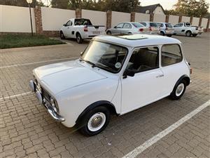 1970 Mini Clubman Cooper