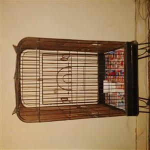 Large parrot/ bird cage for sale