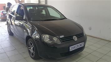 2010 VW Polo Vivo hatch 1.6 Comfortline