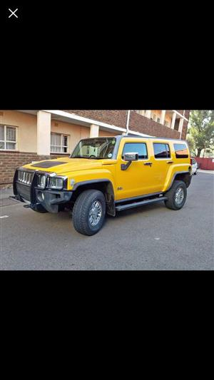 2009 Hummer H3 Adventure automatic