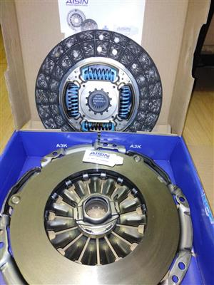 AISIN CLUTCH KIT for TOYOTA QUANTUM 2.7 2TR