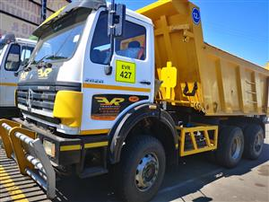 Powerstar 2628 - 12m3 Tipper For sale