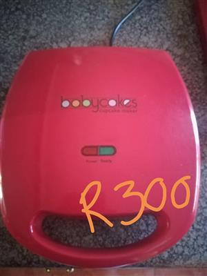 Cupcake maker for sale