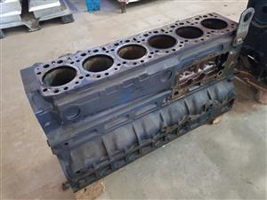MAN TGA D2876 Engine Stripping for Spares