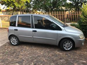 2006 Fiat Multipla 1.9JTD Dynamic