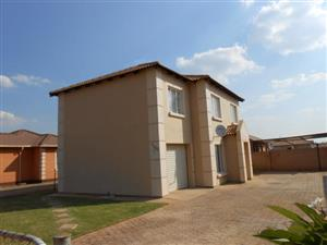 4 Bedroom double storey home for sale in Rosslyn