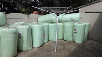 Roof Insulation SPECIAL R 320.00 per Roll