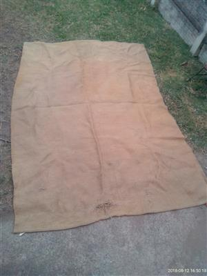Large Brown Woven Carpet for sale
