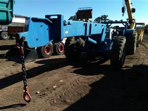 Ford 5 Ton, Underground Mobile Crane