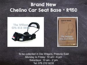 Brand New Chelino Car Seat Base