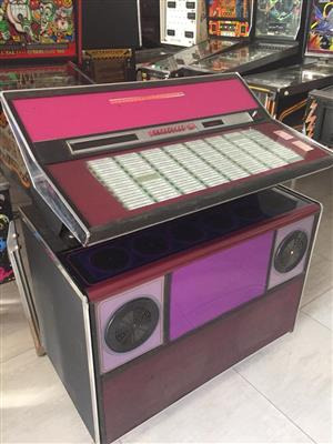Jukebox Rock-Ola 454 LP player for sale