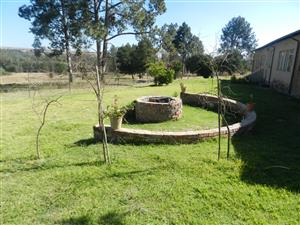 4 Bedroom 9.23 Hectares Smallholding with Equastrian Stables RAYTON