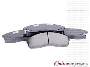 KIA K2700 2.7 Bakkie 2004-2012 Front Brake Pads