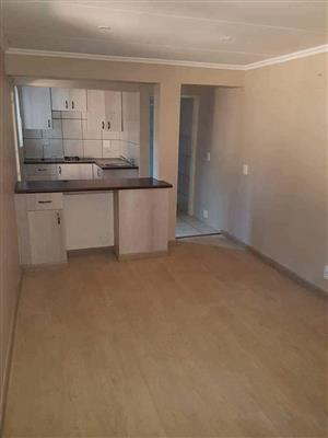 Bachelors flat