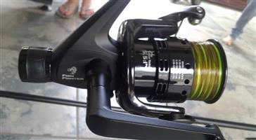 Fish fighter reels
