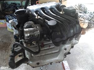 Complete Second hand used engines AUDI A3 1.6L, AUDI AEH