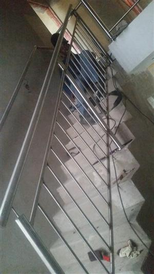 Safety Stainless Steel Balustrades