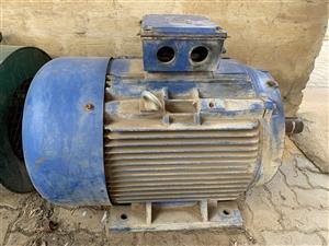 Two motors