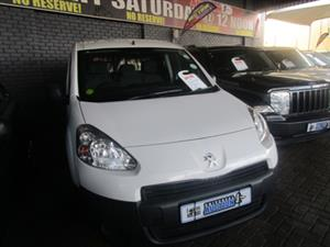 2013 Peugeot Partner 1.6