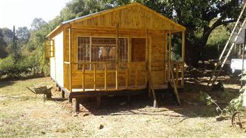 Thabiso Wendy houses and log home