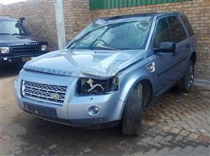 Land Rover Freelander 2 TD4 - Parts for sale | AUTO EZI