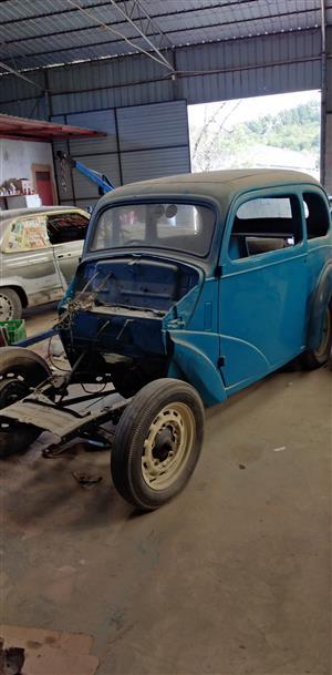 1955 Ford pop (Anglia)
