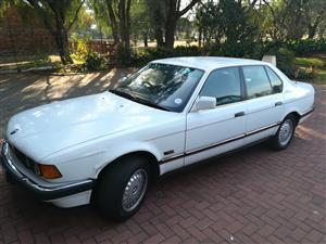 1988 BMW 7 Series