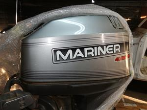 Mariner 40Hp good as new to swop for motorcycle