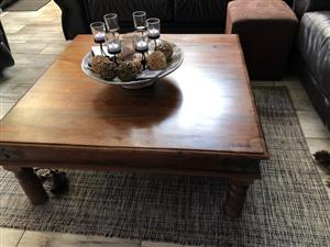 Coffee Table for Three