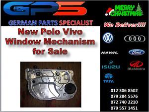 New VW Polo Vivo Window Mechanism for Sale