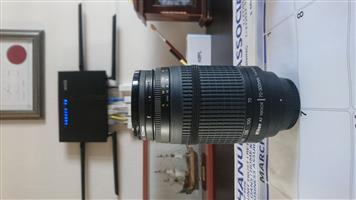Nikon 70-300mm F(4.5-5.6)G FX Lens