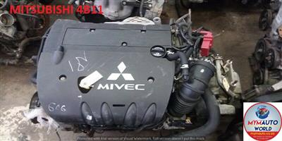 MITSUBISHI LANCER 2.0.L engines for sale