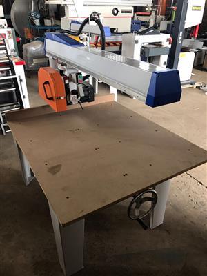 Radial Arm Saw, ROOSMAC, MJ930, 930x110mm, Ø-355mm, 3kW for sale  Heidelberg