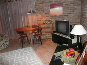 Menlyn lovely one bedroom garden flat available for rent