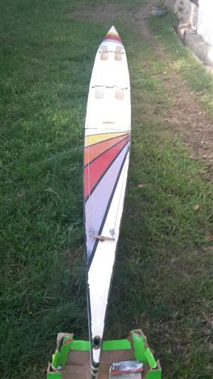 Double Seated Paddle Ski