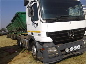 Actros and superlink available now