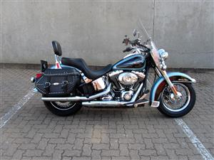 Well Looked After 2007 Softail Heritage!