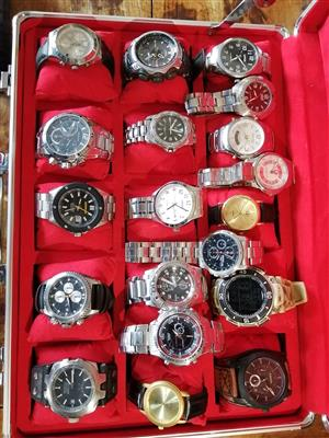 Watches luxury collection