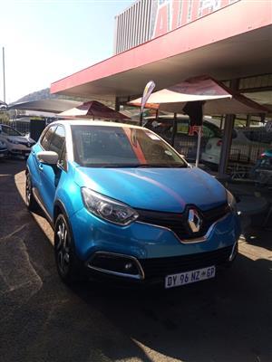 2015 Renault Captur 88kW turbo Dynamique auto