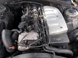 ENGINE FOR SALE - MERCEDES E320I CDI W211 642 ENGINE [COMPATIBLE WITH SOME JEEP MODELS]