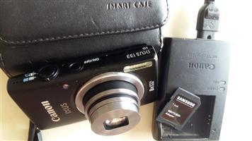 Canon IXUS 133HD CAMERA