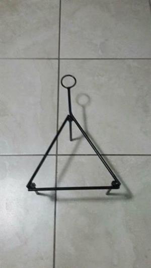 Driehoekige stand te koop