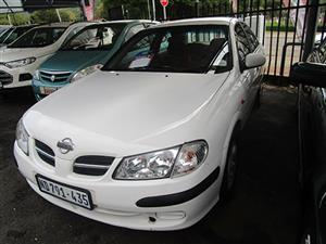2002 Nissan Almera 1.6 Comfort