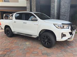 2019 Toyota Hilux 2.8GD 6 double cab 4x4 Raider auto