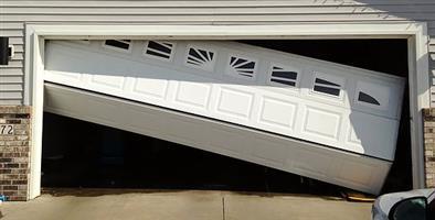 GARAGE DOOR AND GATE MOTOR REPAIRS