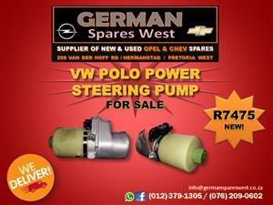 Volkswagen Polo Power Steering Bottle FOR SALE!