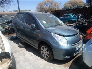 Suzuki Alto stripping for spares