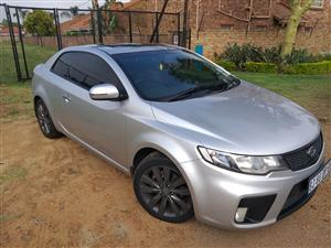 2011 Kia Cerato Koup 2.0 SX auto
