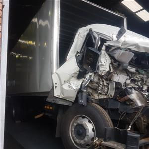 2016 ISUZU FTR 850 AMT SMOOTHER - STRIPPING FOR SPARES